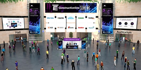 Pre-Event Workshop Constructionline LIVE tickets