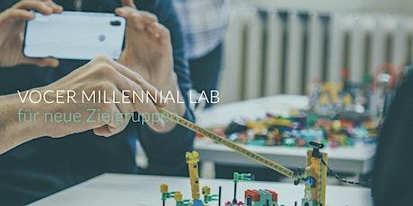 Workshop für freie Journalist:innen: Media for Millennials tickets