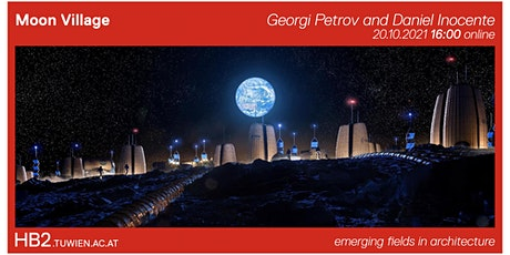 Moon Village | Georgi Petrov and Daniel Inocente (SOM New York) entradas