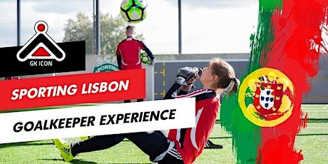 SPORTING LISBON OCT HALF TERM GOALKEEPING CAMP EXPERIENCE IN CHESHUNT tickets