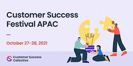 Customer Success Festival APAC tickets