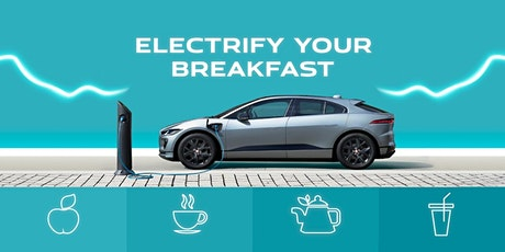 'Electrify Your Breakfast' With Stratstone of Mayfair tickets