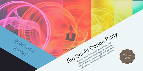 The Sci-Fi Dance Party Experience (all genders welcome!) boletos
