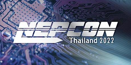 NEPCON Thailand 2022 tickets