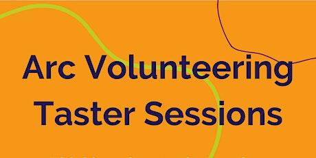 Arc Stockport Volunteering Taster Sessions tickets
