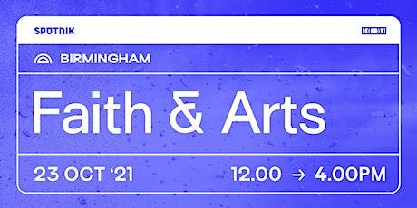 Birmingham Hub: Faith & Arts Day tickets