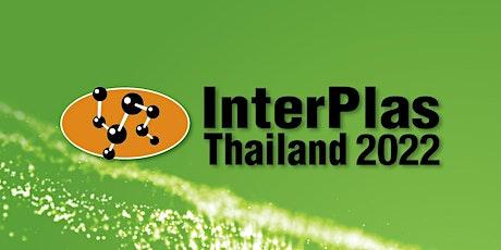InterPlas Thailand 2022 tickets
