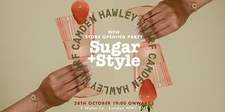 Sugar + Style New Store Opening Party tickets