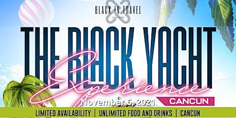 Black Yacht Experience entradas