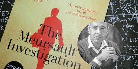 In Conversation with Kamel Daoud tickets