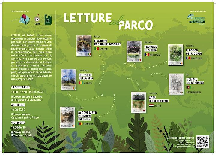Immagine Letture al parco - Una biblioteca vivente nel verde