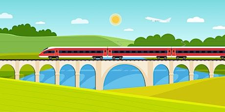 Gyrrwch eich trên eich hun! | Drive your own Train! tickets