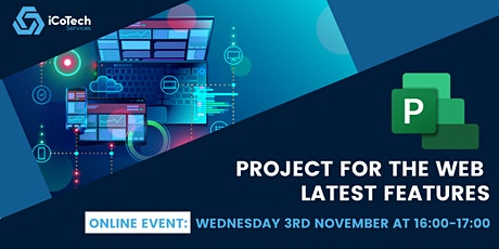 Microsoft Project for the Web latest features tickets