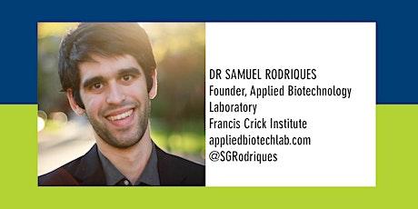 Department Seminar: Dr Samuel Rodriques tickets