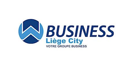 Réunion(s) du Groupe WBusiness Liège City - Octobre 2021 billets
