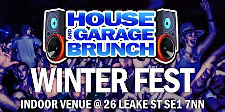 House and Garage Brunch Winter Fest tickets