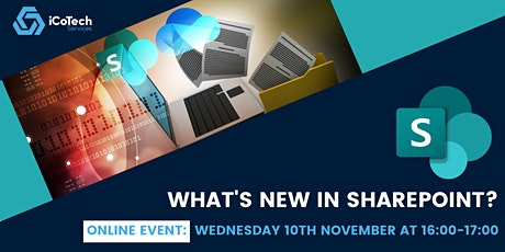 What's new in SharePoint? tickets