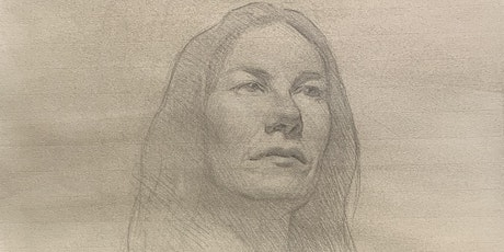 Weekly Thursday evening portrait drawing/painting drop in sessions tickets