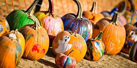 Halloween Pumpkin Painting! tickets