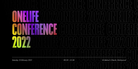 Onelife Conference 2022 tickets