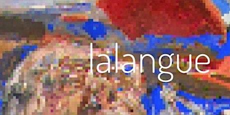 "Picnic Player presents: ""Lalangue"" tickets"