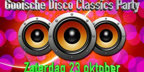 Disco Classics Party 23-oktober-2021 tickets