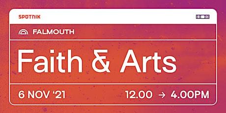 Falmouth Hub: Faith & Arts Day tickets