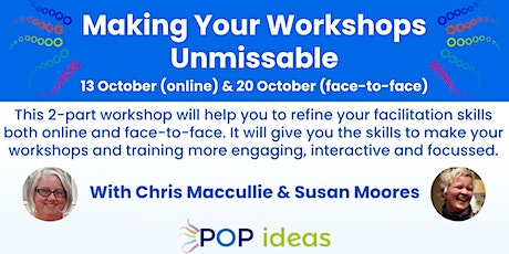 Making Your Workshops Unmissable tickets