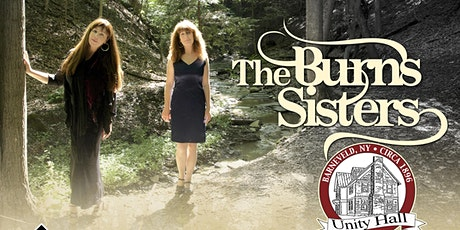 The Burns Sisters live at Unity Hall tickets