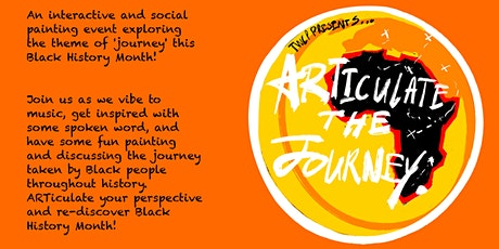 ARTiculate the Journey tickets