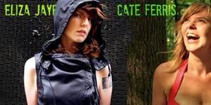 Eliza Jaye + Cate Ferris ♫ \ Gigs in the Gallery at...