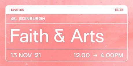 Edinburgh Hub: Faith & Arts Day tickets
