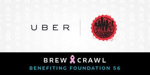 Dallas Brew Scene - Brew Crawl for Breast Cancer