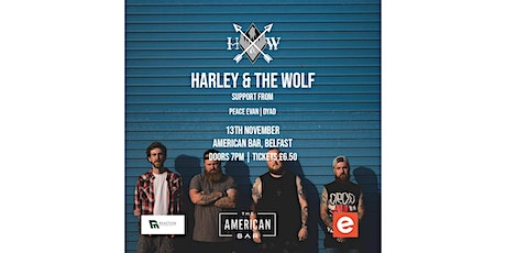 Harley & the Wolf | Live at the American Bar. tickets