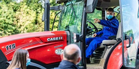 CAFRE Agriculture and Land-Based Engineering Tours of  Greenmount  Campus tickets