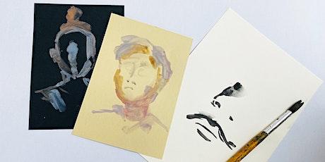 ´Online-Workshop I Selbstporträt I Für Erwachsene ab 16 J. Tickets