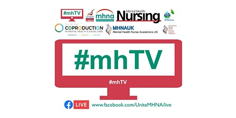 #mhTV episode 68 - Therapeutic relationships tickets