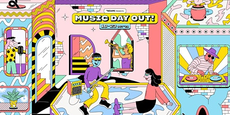 Music Day Out! Music Scoring for Film Workshop tickets