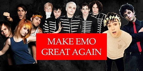 Make Emo Great Again - Manchester tickets