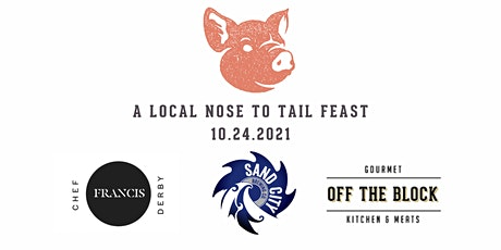 Local Nose To Tail Pig Feast tickets