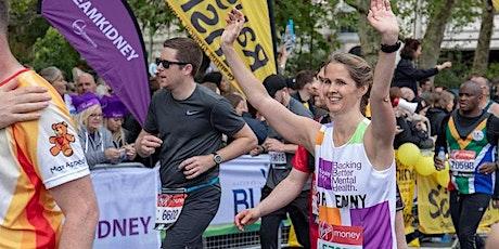 Maudsley Charity - London Marathon 2022 tickets