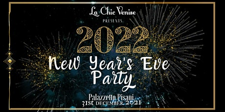 PALAZZETTO PISANI NEW YEAR'S EVE 2022 biglietti