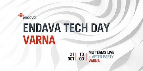 Endava Tech Day: Varna tickets