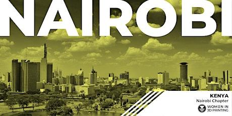 Women in 3D Printing - 3D Printing Opportunities in Nairobi entradas