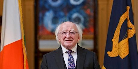 President Michael D. Higgins tickets