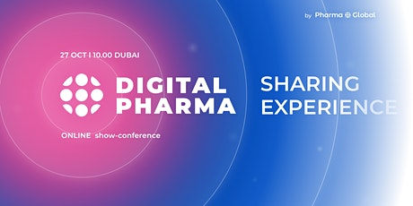 Digital Pharma 2021 tickets