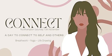 Connect  - A Wellness Event tickets