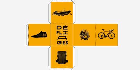 Visites guidées de l'exposition Dépliages, quand le design se découvre billets
