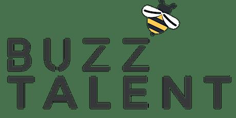 Buzz Headshots session 30/10/2021 tickets