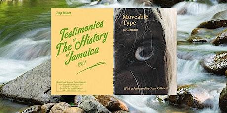 Nature Writing Reading with Zakiya McKenzie and Jo Clement tickets